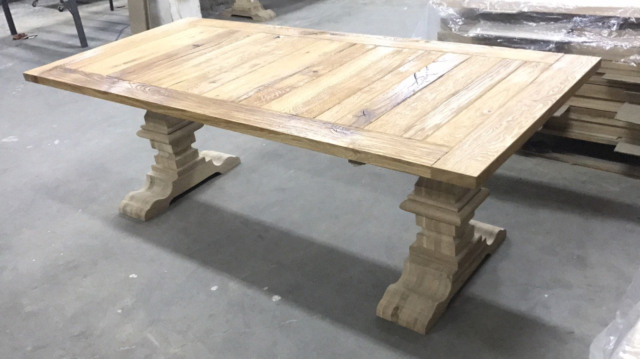 Sales dining tables solid oak
