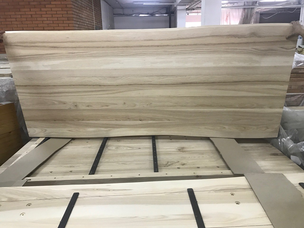 Manufacture of wooden furniture