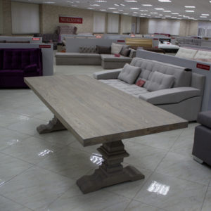 Manufacture of dining tables