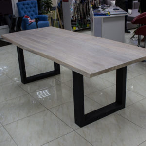 Diner table oak usa