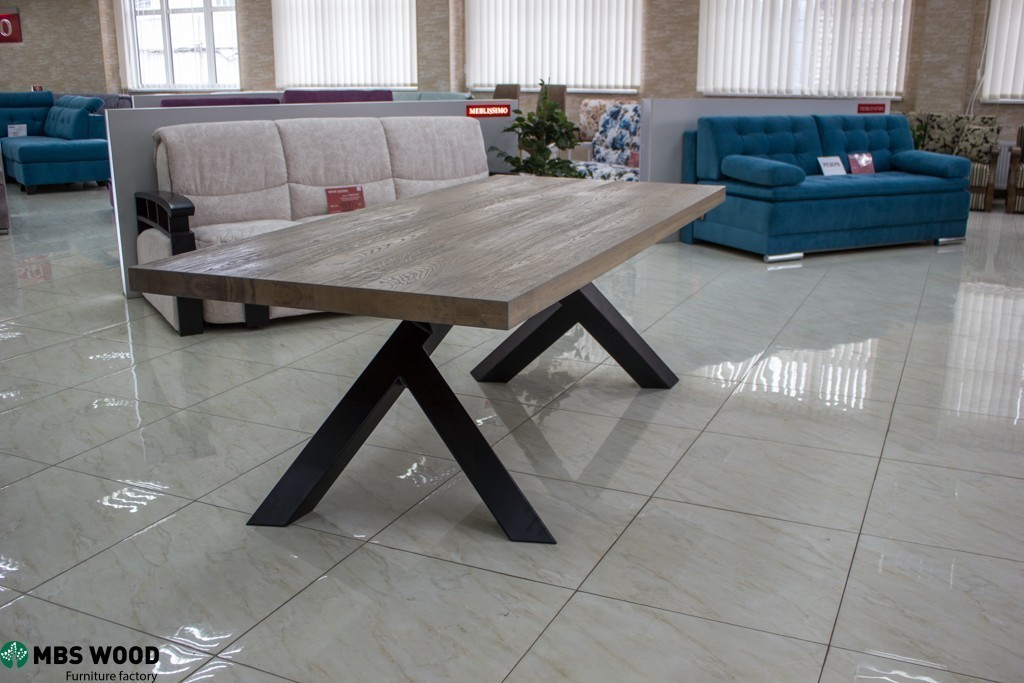 New model 2018 Dining table - MBS Wood