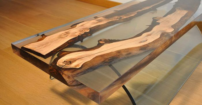 river table epoxy