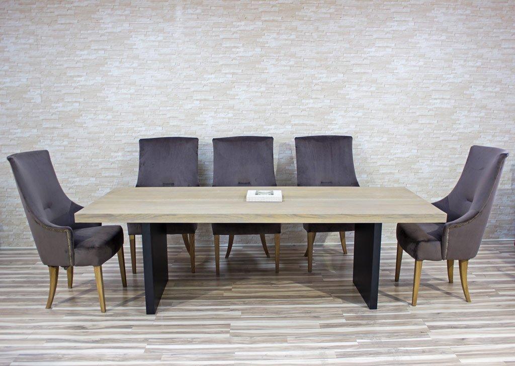 Oak table Monterey