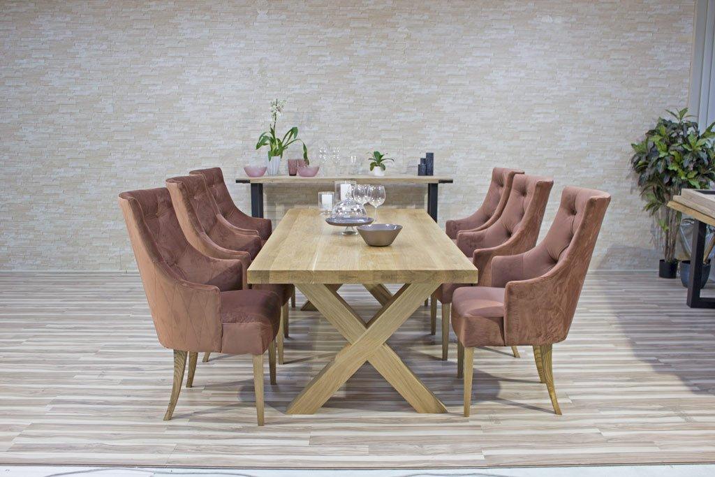 Sietle oak table