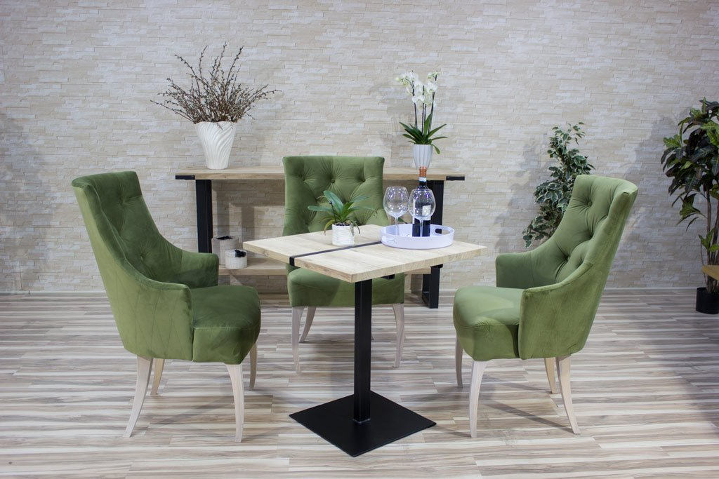 Bar oak tables