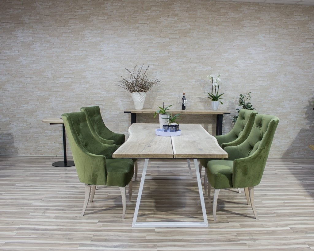 Kasablanka oak tables