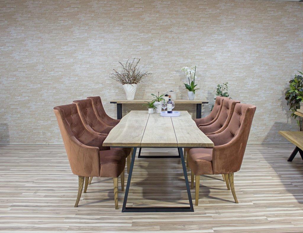 Meda oak table