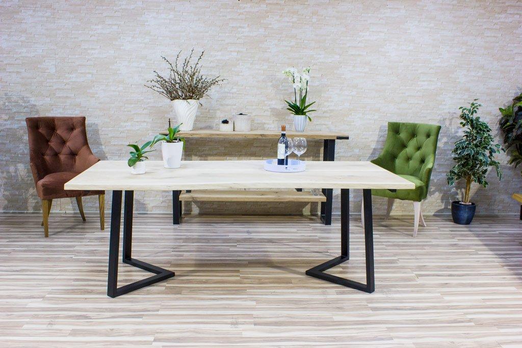 Rochester Oak Table