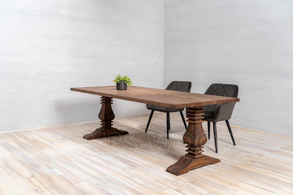 table en bois foto