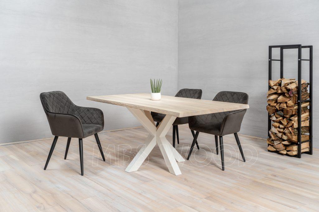 acheter des tables à manger en gros en chêne mbswood.com