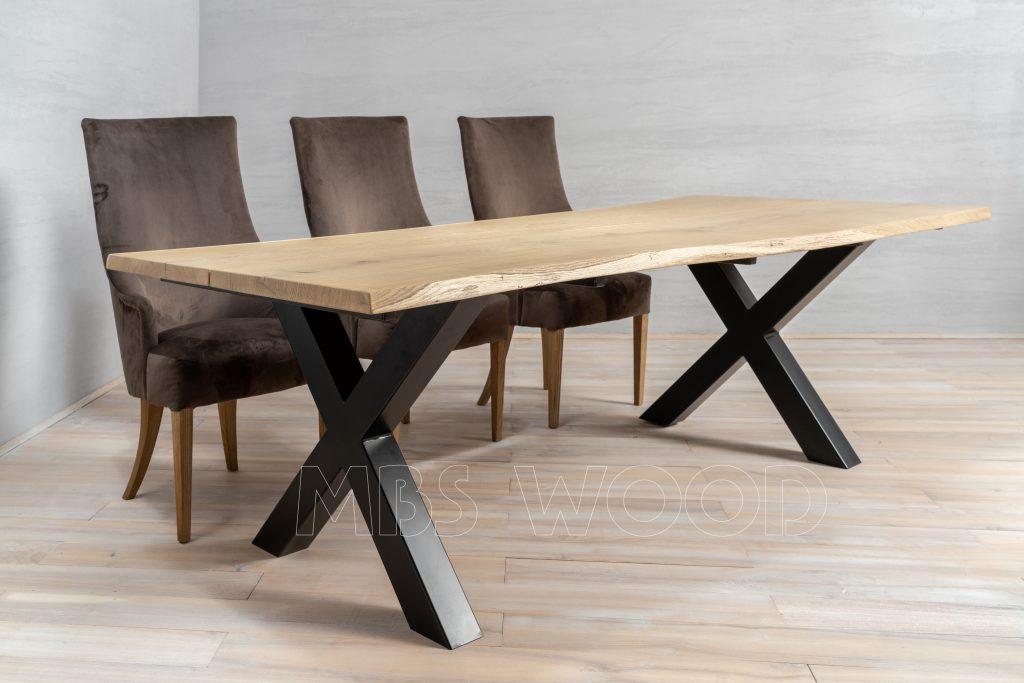 foto table à manger banc en chêne