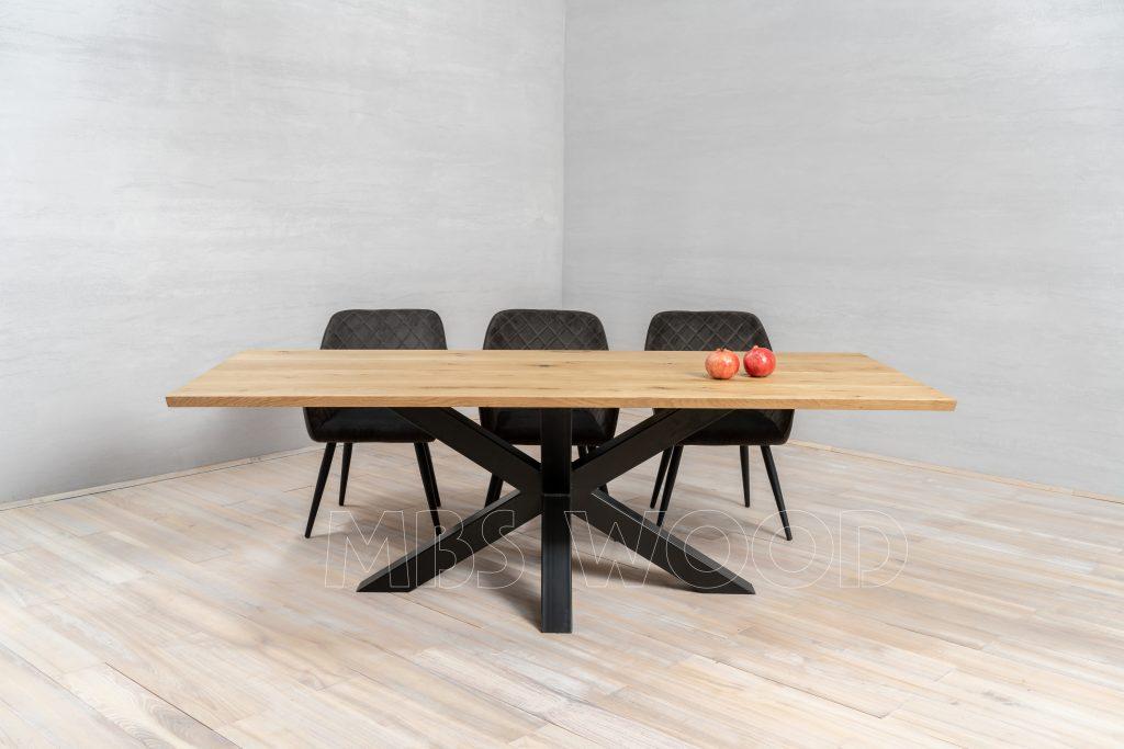 moes table à manger pliée