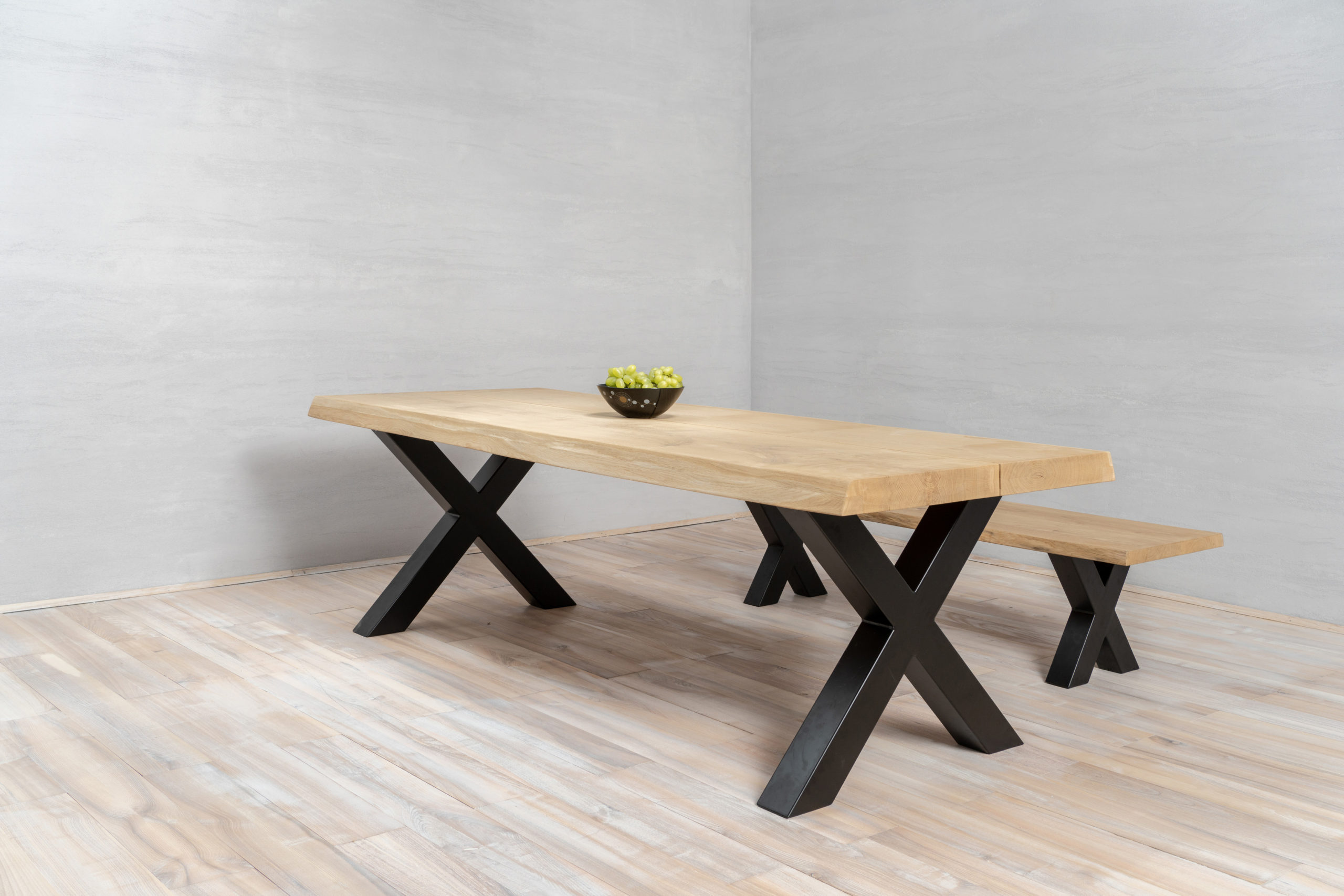 oak tabletop manufacturers