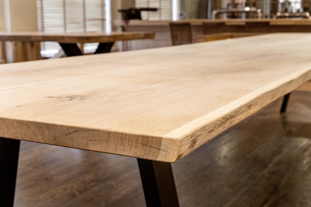 custom wood table top
