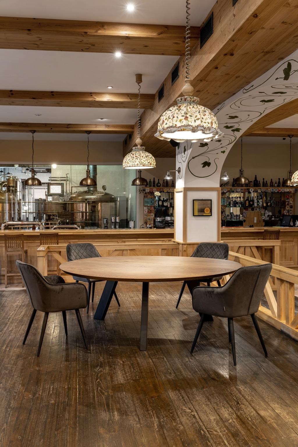 custom made wood tables