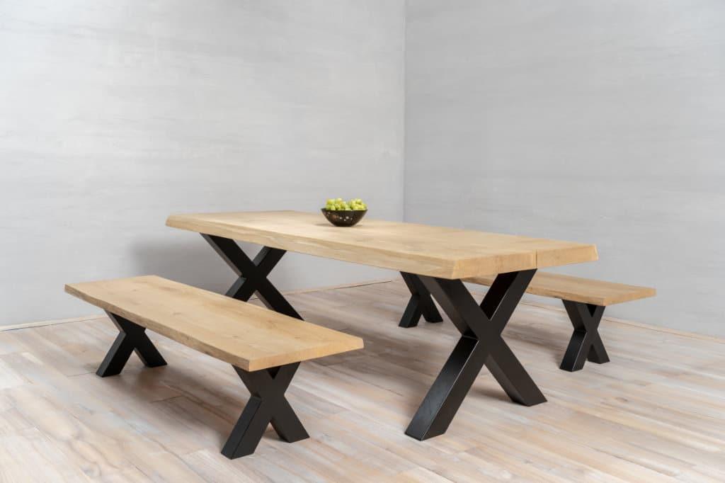 custom cut wood table top