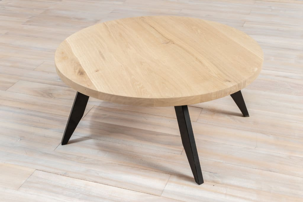how to finish a table top